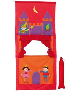 Design produit, pour Latitude Enfant Création du théâtre de la Lune, réalisation des dossiers techniques et mise au point du prototype.